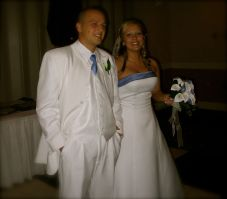 Our wedding picture